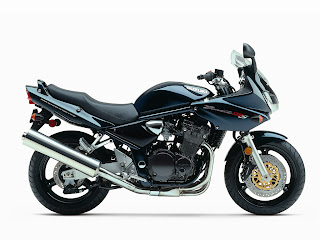 Suzuki Bandit 1200-S Sports Bike 2004 Wallpaper