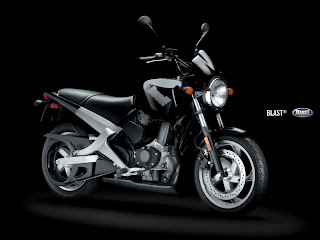 Buell Blast 2007 Studio Wallpaper