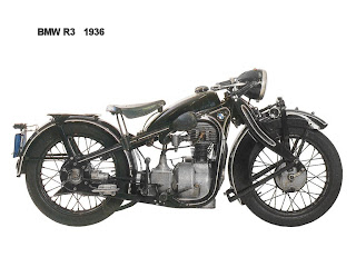 BMW R3 2C 1936 Wallpaper