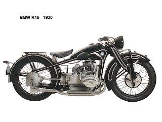 BMW R16 2C 1930 Bike Wallpaper
