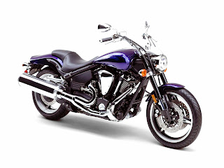 Yamaha Road Star Warrior Wallpaper