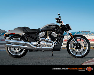 Harley-Davidson VRSCR Street Rod 2C 2007