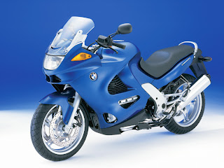 BMW K-1200-RS Free Wallpapers
