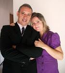 Pr. Edson e esposa Cida