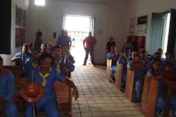 Missa do Bacamarteiro em Araçoiaba - 2010