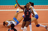 US Womens Volleyball