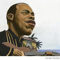 caricatura por cortesía de la  Garifuna Heritage Foundation
