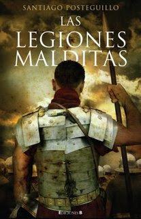 Las legiones malditas Santiago Posteguillo