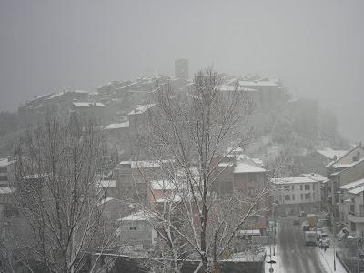 Ainsa nevado