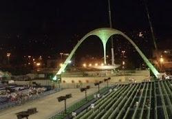 Praça da Apoteose. Dia 18 de setembro será o palco da Marcha para Jesus 2010