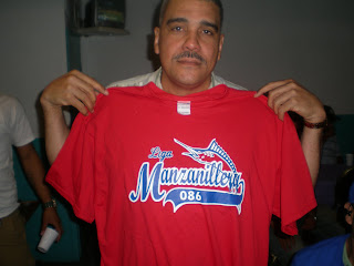 Liga de softbol Manzanillera en New york
