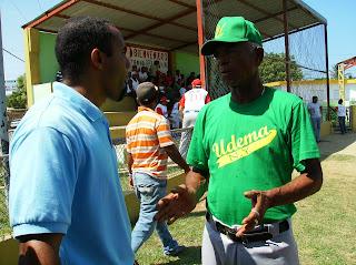 Celeto y Eddy Hernandez Presidente de Udema-Manzanillo