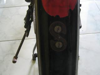 simplex NEO logo belakang