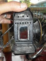 Aksesories onthel lampu minyak