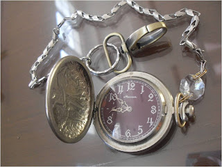 Koleksi barang klasik jam saku