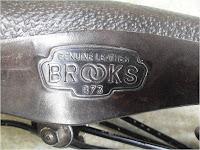 Onderdil ontel : sadel Brooks