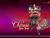 Happy Chinese New Year Wallpaper
