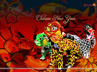 Beautiful Chinese New year Wallpapers