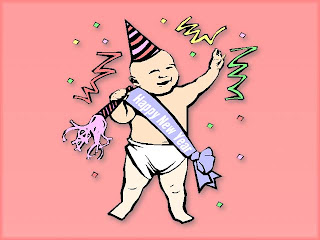 Baby New Year Wallpapers