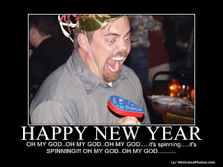 Funny New Year Wallpaper