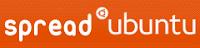 spread ubuntu logo