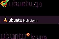 Ubuntu forum logo