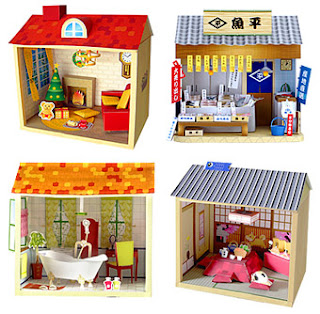 Papercraft World: Paper Dolls House | Paper Models | Free Papercraft ...
