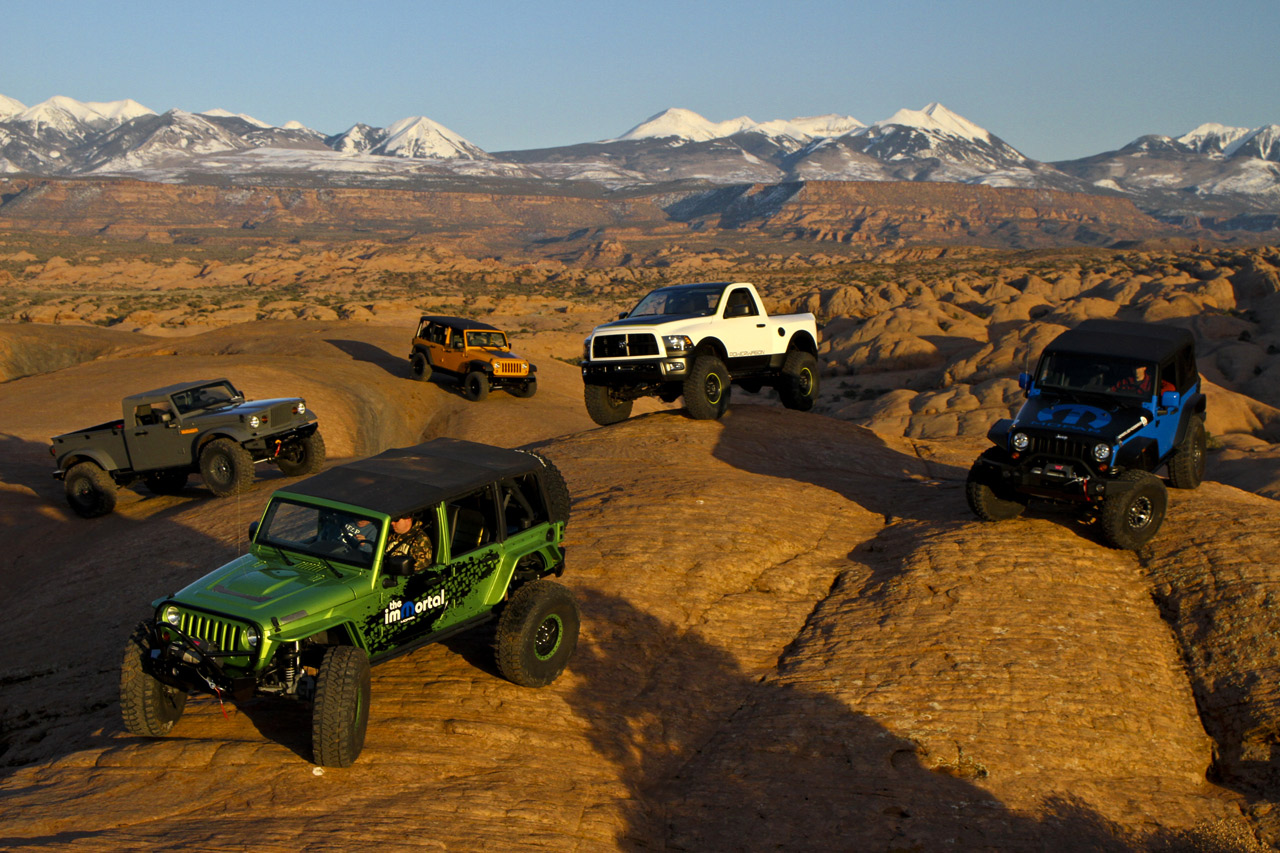 2010 Easter Jeep Safari Concepts