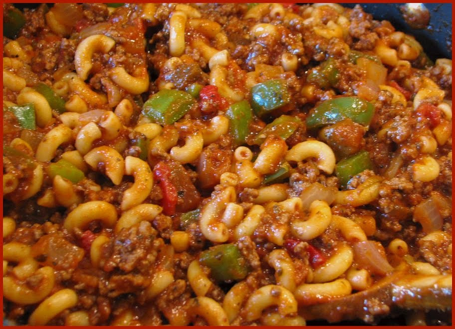 Fat Johnny's Front Porch: American Chop Suey