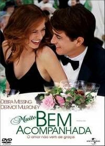 Filme Poster Muito Bem Acompanhada DVDRip XviD Dual Audio