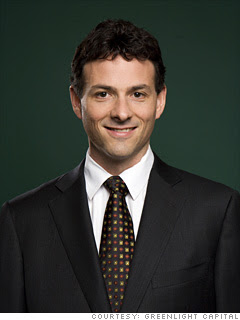 David Einhorn - David Einhorns Favorite Long Pick Of 2011