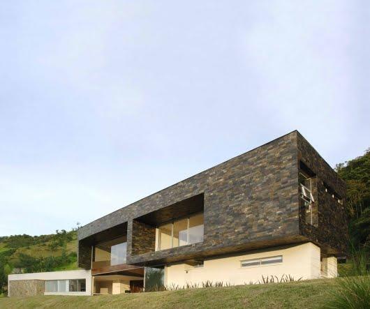 Arquitectura arquidea proyecto de arquitectura en colombia for Casa mansion bogota