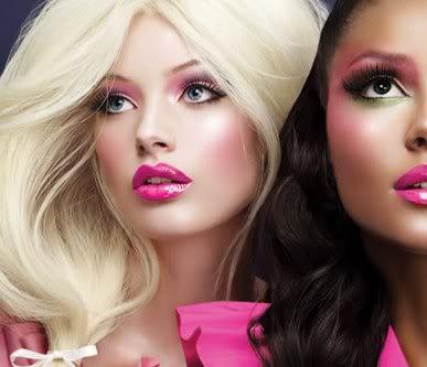 barbie mac makeup. I#39;m gonna drive