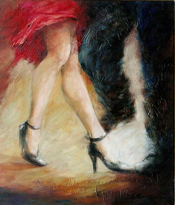 Estela Bartoli - 2x4  - Oleo - 0,70 x 0,80
