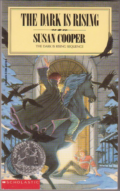 the dark is rising Susan cooper was doing children's fantasy novels long before they took over seemingly all of fiction, and her famed five-book sequence the dark is rising has remained in print for more than four decades, with two of the book in the sequence receiving a newbery medal and newbery honor, the highest.
