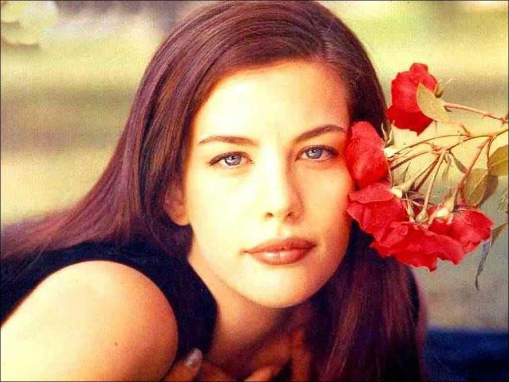 Hollywood Actress Liv Tyler