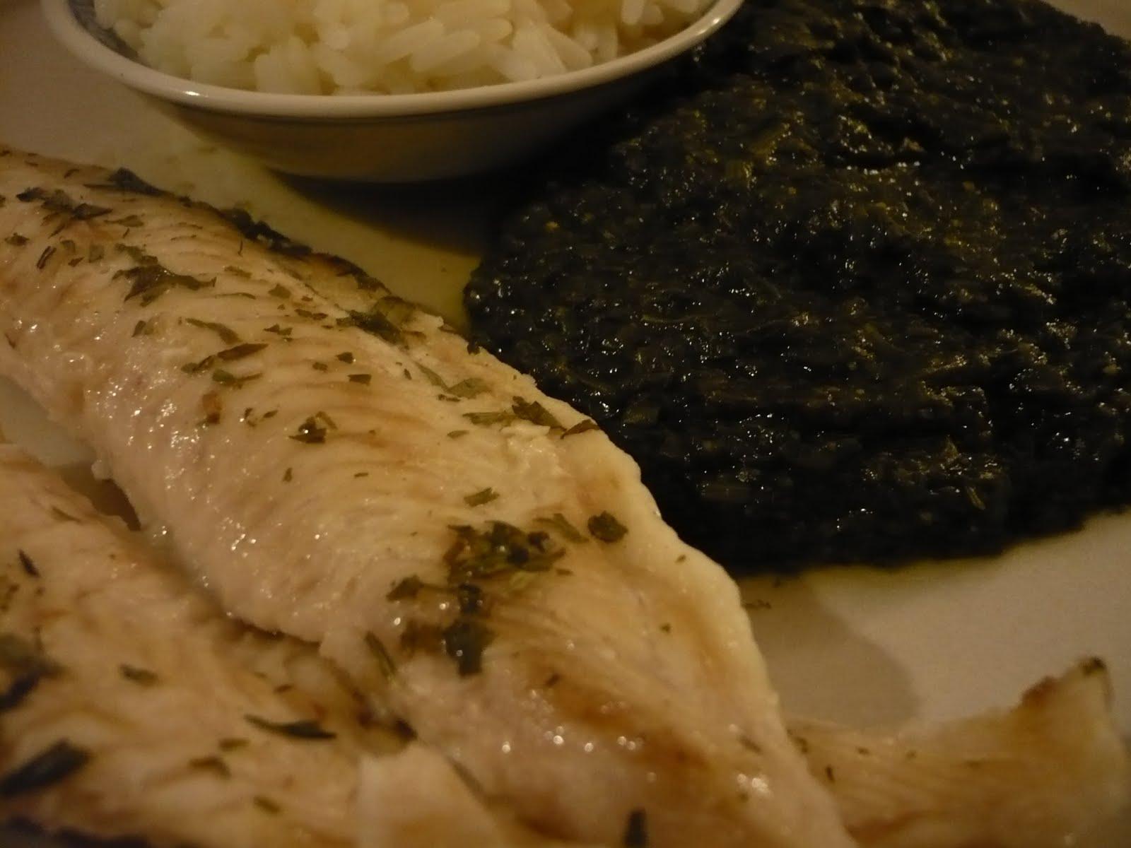 Celle qui cuisinait ou le plaisir de cuisiner poisson du - Cuisiner poisson blanc ...