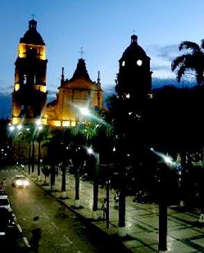 lugar turistico santa cruz sierra: