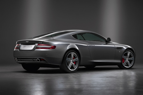 Aston Martin on Aston Martin Db9