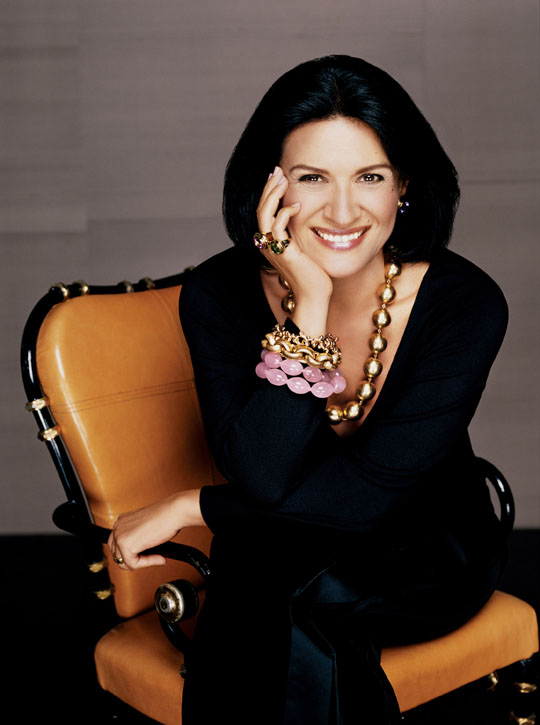 A Day with The Mistress Borghese: Paloma Picasso-Chic and ...
