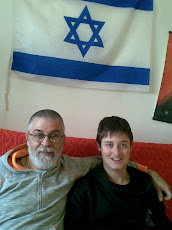 Yo y mi hijo Natanel