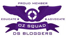 Oz Squad Member Badge