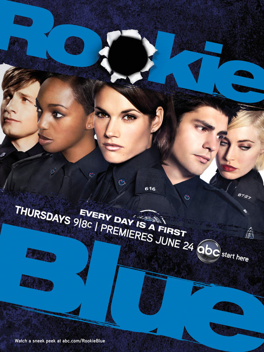 [Multi] Rookie Blue Saison 01 FRENCH HDTV [09/13]