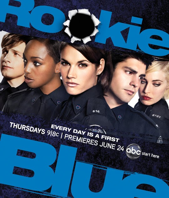 Celebrity Image Gallery: Rookie Blue Cast