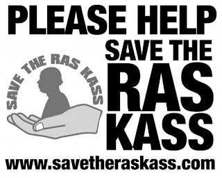 SAVE THE RAS KASS!