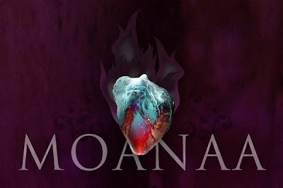 Free Moanaa Self-Titled EP
