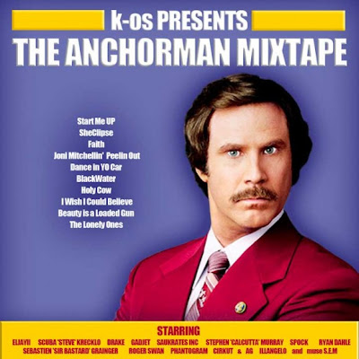 K-OS Presents: The Anchorman Mixtape