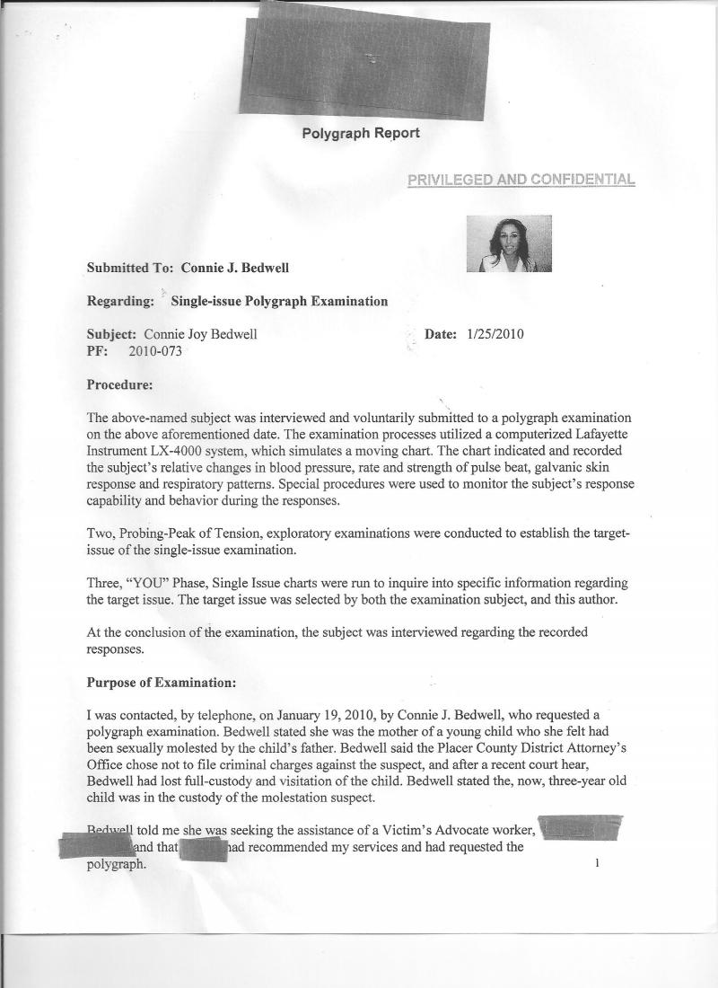 Stop Placer County Corruption November 2010