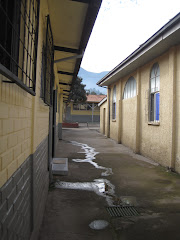 pasillos de mi colegio