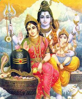 Bapa dan Ibu Alam Semesta (ceritadewata.blogspot.com)